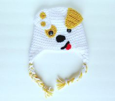Bubble Puppy Inspired Beanie Made to Order by ChucksForChancho, $17.00
