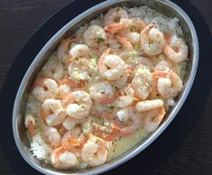 Recipe Creamy Garlic Prawns by Chrystalla - Recipe of category Main dishes - others