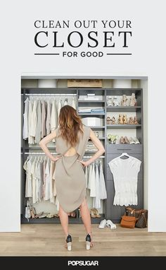 I Cleaned Out 100  Items From My Closet by Asking This 1 Question