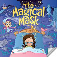 Download Pixi The Magical Mask Storybook.Great book to help children understand the use of a CPAP Mask.