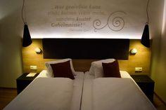 Hotel Althof Retz, wo Wein die Hauptrolle spielt  ... #Althof #bloggerwellness #Retz