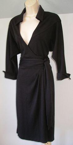 DIANE VON FURSTENBERG  Classic Wrap Dress