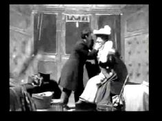 1st Shot Continuity - A Kiss in the Tunnel (1899) - George Albert Smith