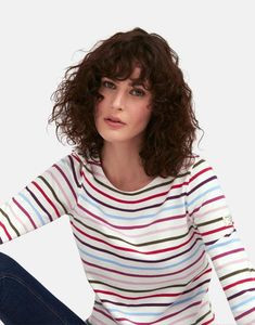 Breton Stripe Tops & Nautical Print Tops For Women Breton Top, Joules Clothing, Nautical Looks, Cool Style, My Style, Striped Jersey, Classic Chic, Nautical Fashion, Favorite Color