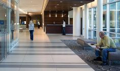 Bellevue Medical Center Project Featuring Shaw Contract Group Commercial Flooring Shaw Contract Group - Commercial Carpet and Commercial Har...
