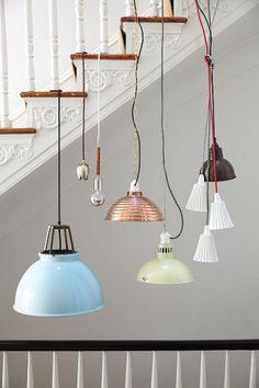 Paxo Pendant Lamp - anthropologie.com