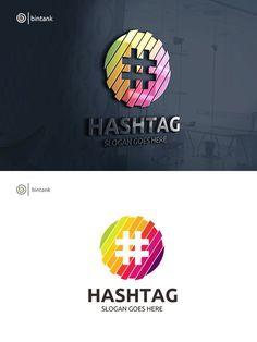 Hashtag Logo . Logo Templates