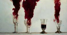 "Saatchi Online Artist Agnes Toth; Painting, ""still-life"" #art"