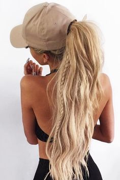 Handy and Cute Ponytails for Your Workout picture 1