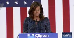TRIGGERED: Michelle Obama Unleashes on Donald Trump