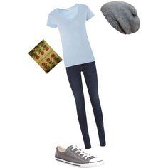 Hazel Grace Lancaster inspired outfit (TFIOS)