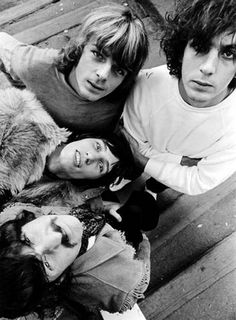 Pink Floyd. I swear I belong in a different decade... Born in 86, but a hippie at heart <3