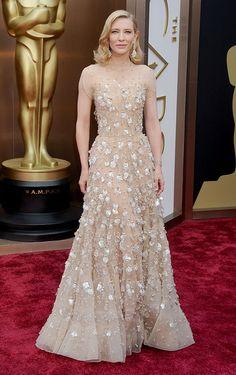 ¿Quiénes fueron las mejores vestidas del Óscar 2014