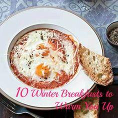 Winter breakfasts we love
