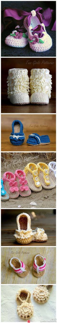 #crochet #shoes #sewing