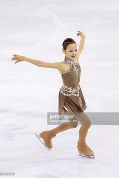 News Photo : Eunsoo Lim of Korea competes during the Junior...
