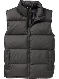 Old Navy mens puffer vest $15