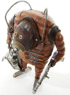 Les étranges personnages de Stephane Halleux stephane halleux sculpture personnage 15