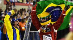 ___05/03/2014___Unidos da Tijuca é tetracampeã do Carnaval do Rio __ FOTOS: __http://g1.globo.com/rio-de-janeiro/carnaval/2014/noticia/2014/03/unidos-da-tijuca-e-campea-no-rio-de-janeiro.html ___O enredo da escola homenageou o piloto Ayrton Senna. Diferença para o Salgueiro foi de só um décimo. Império da Tijuca cai para o Grupo de Acesso - Celebridades - Notícia - VEJA.com______http://veja.abril.com.br/noticia/celebridades/unidos-da-tijuca-e-tetracampea-do-carnaval-do-rio