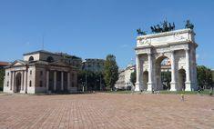 Milano - Piazza Sempione