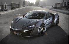 Yes, the car seen gliding between skyscrapers in Furious 7 actually exists. Dubai-based W Motorsports manufactured the Hypersport. The company is billed as the first Arab supercar automaker, but the Lykan was actually built in Italy and Germany. Geographic confusion aside, the Lykan Hypersport is the epitome of a supercar, topping out at 245 mph with a 750-hp turbo boxer engine.
