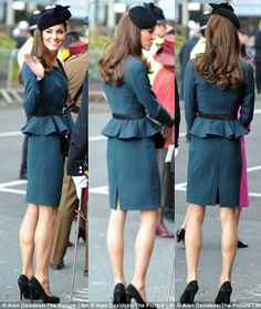 Duchess Kate: Kate Snapped Enjoying Lunch + Poll Results