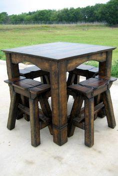 Lone Star Night · Reclaimed Wood FurnitureLog ...