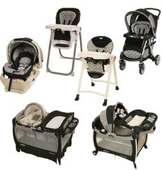 Bundles of baby gear. #Graco #Kohls