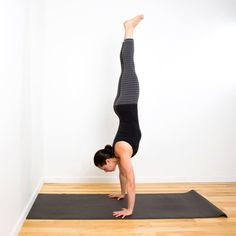 The Ultimate Yoga Pose to Strengthen Your Arms and Core