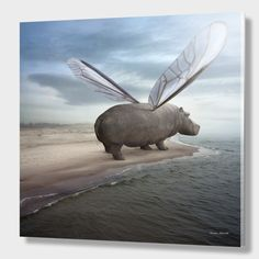 «Fly away», Exclusive Edition Acrylic Glass Print by Dariusz Klimczak - From $69.00 - Curioos