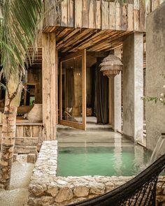 Hotel Be Tulum, Mexico - Design rooms Be Tulum Hotel, Tulum Hotels, Marriott Hotels, Resorts, Luxury Spa Hotels, Best Hotels, Luxury Lodges, Luxury Inn, Top Hotels