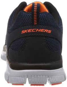 73312992d6bf8 Amazon.com  Skechers Sport Men s Flex Advantage Memory Foam Training Shoe   Clothing
