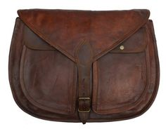 Product Specification Condition - Brand New Leather - Authentic Goat Leather Manufacturing - Handmade Size- inches Product Description This bag has a wonderful look and will be perfect for a Leather Satchel, Leather Purses, My Bags, Purses And Bags, Vintage Fashion, Vintage Style, Leather Bags Handmade, Messenger Bag, Cross Body