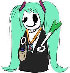 What should you call this? Gatsune Miku?