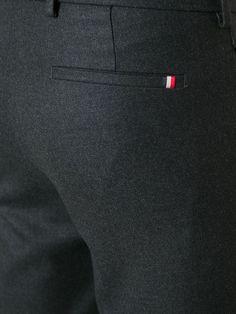 Moncler Pantalon De Ski Classique - Parisi - Farfetch.com