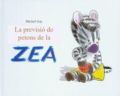 """Conte per treballar l'enyorança dels pares quan els nens i nenes van de colònies i com compensar-la gaudint amb els amics i amigues que els acompanyen. """"La previsió de petons de la Zea""""."""