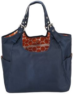 JP Lizzy Navy Mandarin Satchel - Best Price
