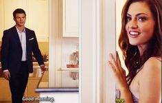 "#TheOriginals 1x06 - ""Fruit of the Poisoned Tree"" - Elijah and Hayley"