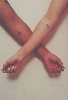 Un disegno per due: i più bei tattoo di coppia