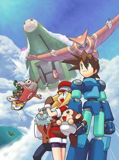 Mega Man Legends (Video Game) - TV Tropes