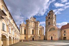 Vinius Lituania.- Buscar con Google