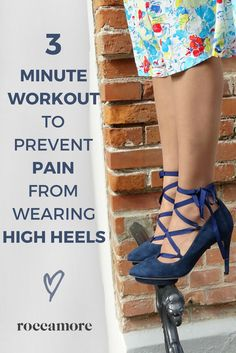 64 Best comfortable high heels images | Comfortable high