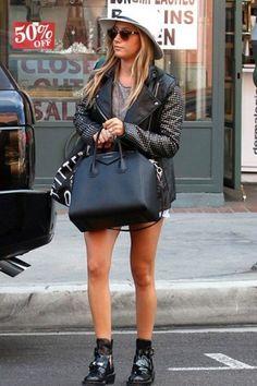 Ashley Tisdale Los Angeles October 30, 2014