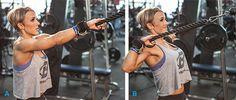 Bodybuilding.com - Sexy Back: Jessie Hilgenberg Back Workout