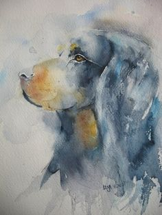 Jean Heines WATERCOLOR