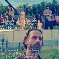 #TheWalkingDead ...