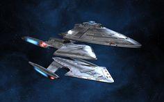 Prometheus-class& Multi-Vector Assault Mode in Star Trek Online Star Trek Fleet, New Star Trek, Star Trek Ships, Star Trek Online, Star Trek Voyager, Alien Ship, Starfleet Ships, Spaceship Art, Spaceship Design