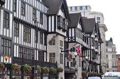 London - Great Marlborough Street.
