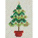 Christmas Treechristmas cross stitch Chart