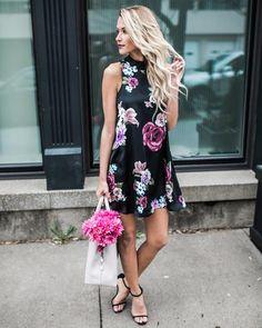 Tabby Floral Dress